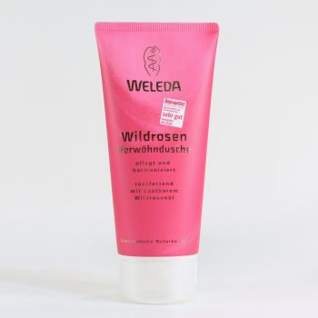 WELEDA Wildrosen-Verwöhndusche, 200 ml Tube 2+1 Aktion!!