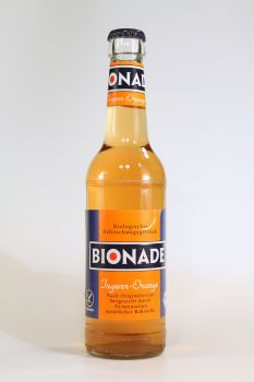 BIONADE Ingwer-Orange, 0,33 ltr Flasche