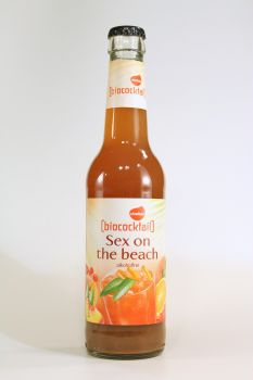 VOELKEL Sex on the beach, alkoholfreier Cocktail 0,33 l