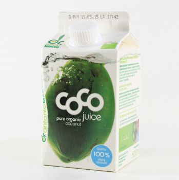 DR. MARTINS Coco Drink pur 0,5 l