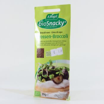 A.VOGEL-BIOSNACKY Sprossen-Broccoli Keimsaat 30 g