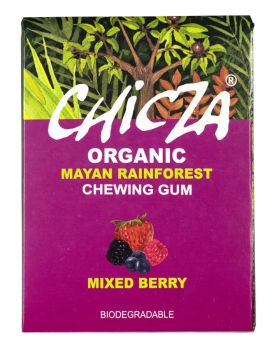 CHICZA Kaugummi Mixed Berry 30g