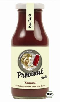PROVIANT Smoothie Kreuzbeere 240ml