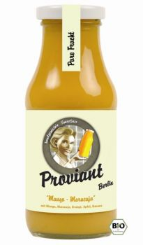 PROVIANT Smoothie Mango Maracuja 240ml
