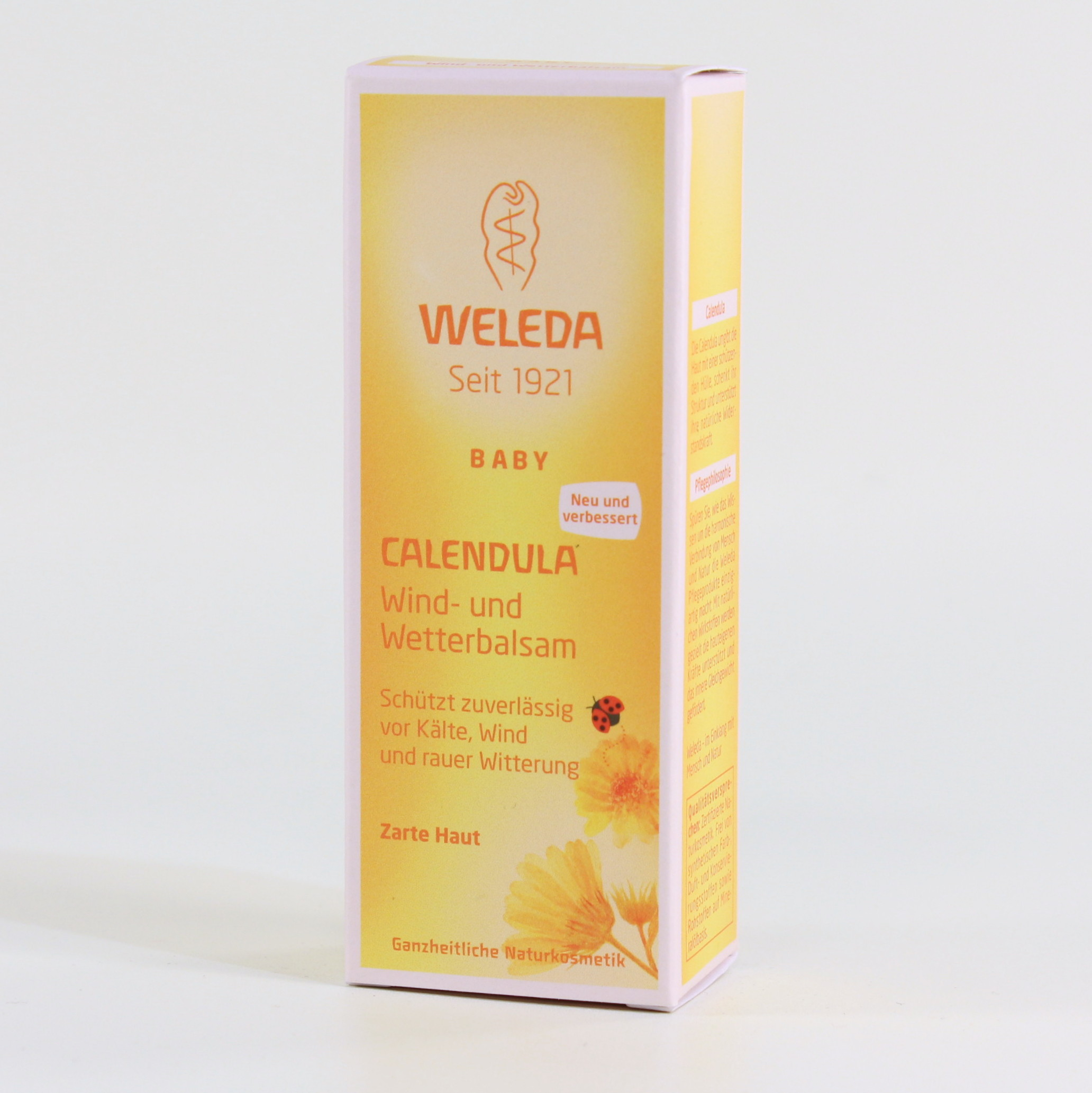 naturkost spittelberg calendula wind und wetterbalsam 30 ml tube weleda. Black Bedroom Furniture Sets. Home Design Ideas