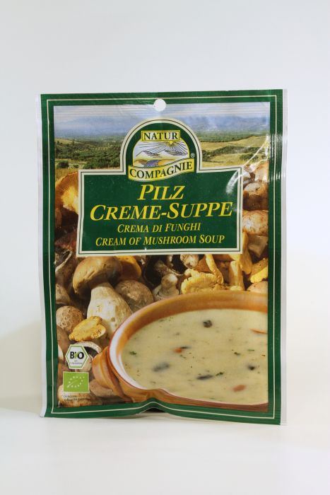 NATUR COMPAGNIE Pilzcremesuppe 40 g