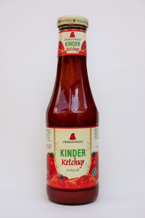 ZWERGENWIESE Kinder-Ketchup mild 500 ml