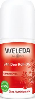 WELEDA Deo Roll on Granatapfel 50 ml