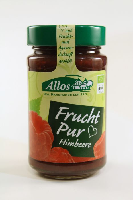 ALLOS FRUCHT PUR Frucht Pur Himbeere  250 g